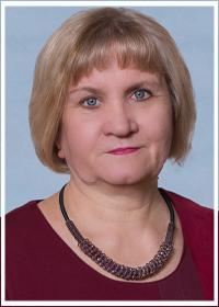 Антонова Ирина Ивановна