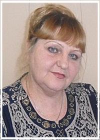 Нестерова Людмила Алексеевна